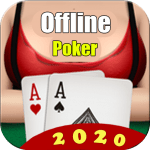 Poker Offline Free 2020 – Texas Holdem With Girl