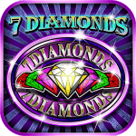 Seven Diamonds Deluxe : Vegas Slot Machines Games